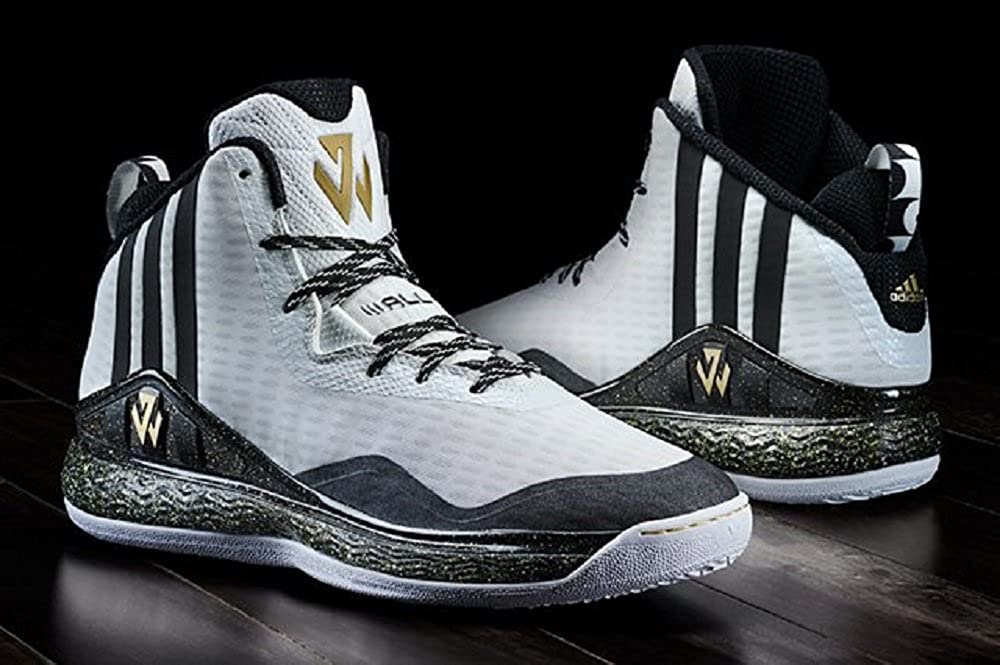 430d6d9d6584 Adidas John Wall 1 - All Star Edition - 10 (UK)  Amazon.co.uk  Shoes   Bags