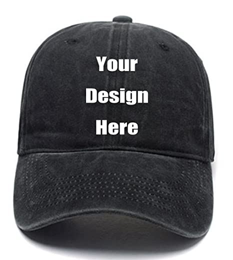 1434d648 Custom Retro Cowboy Hat Unisex Sun Caps Customized For Man and Woman Polo  Style Team Strap