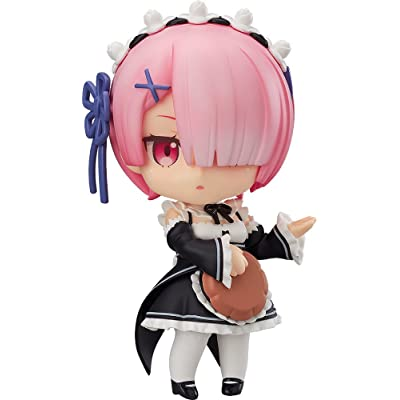 Good Smile Re: Zero - Starting Life in Another World: Ram Action Figure: Toys & Games