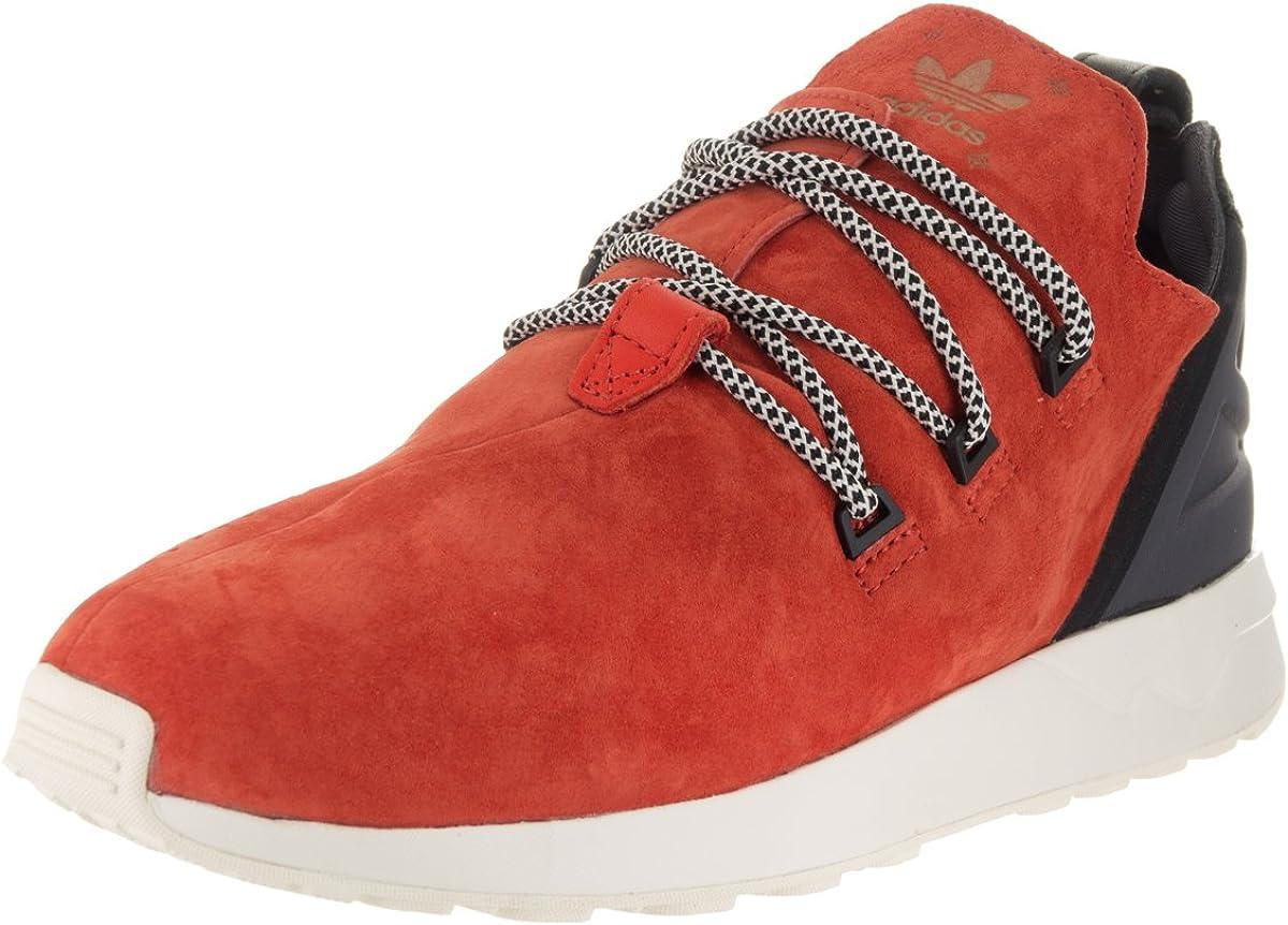 adidas - Zapatillas de Running de Ante para Hombre, Color Naranja, Talla 48 EU(M): Amazon.es: Zapatos y complementos