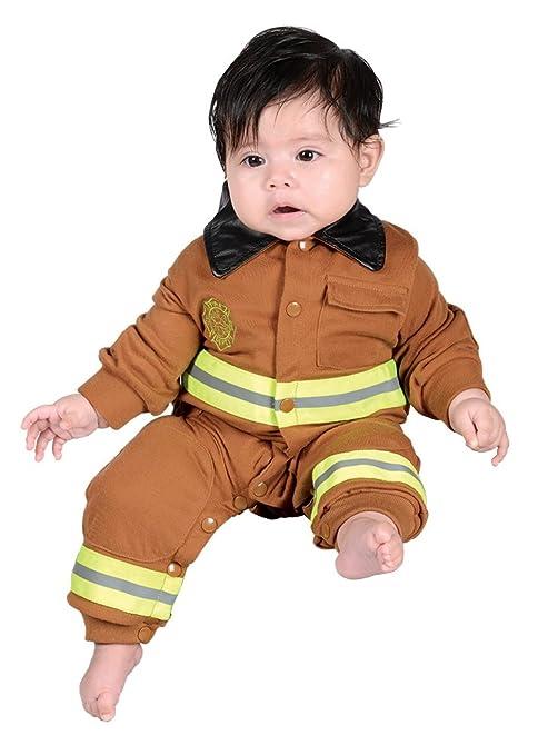 bbd216ce5c7d Amazon.com  Jr. Fire Fighter Suit
