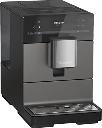 Miele CM 5500 Cafetera automática Graphitgrau Pearlfinish: Amazon.es: Hogar
