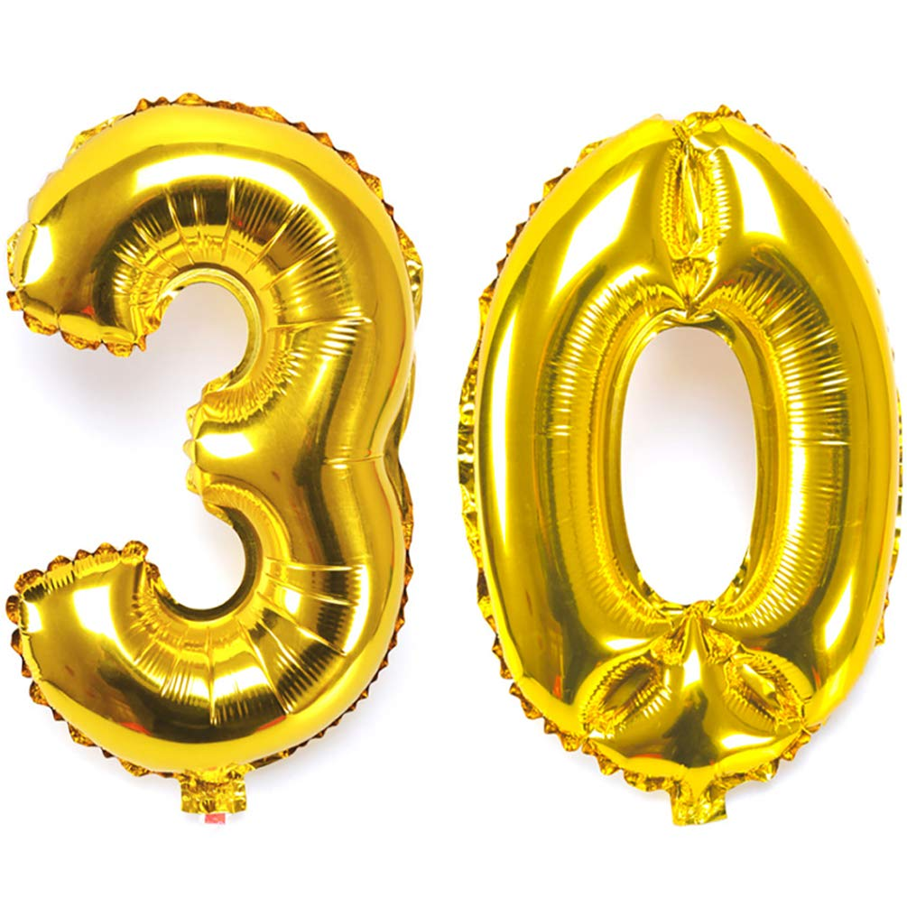 Blue 10 KIYOOMY 40 in Number 10 Balloon Blue Gaint Jumbo Foil Mylar Number Balloons for 10 Year Old Birthday Party Decorations