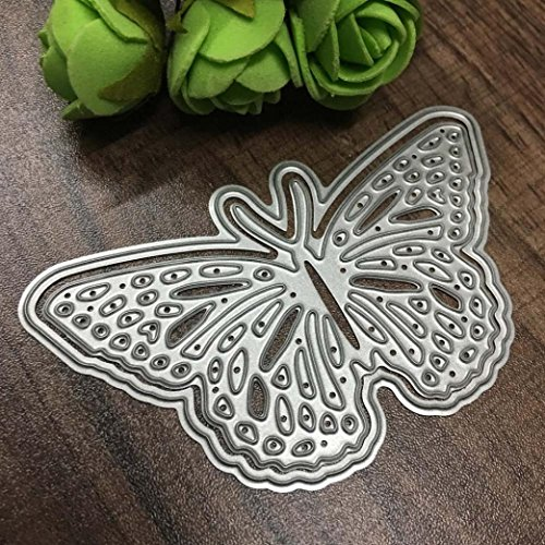 Clearance!VESNIBA Christmas Metal Dies Cutting Die for Cards Making Butterfly Embossing Stencils for DIY Craft by VESNIBA (Image #1)