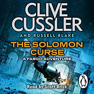 The Solomon Curse Audiobook