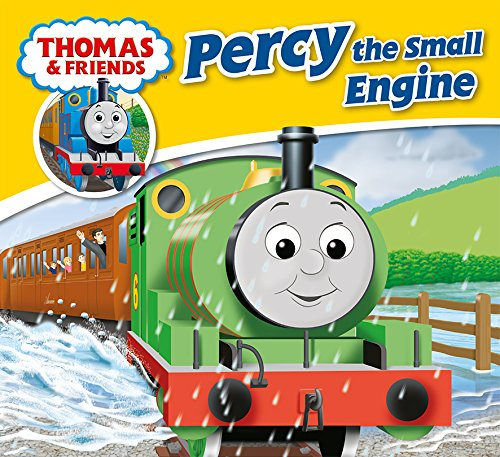 Percy 3 Car (Percy the Small Engine (Thomas & Friends Engine Adventures))