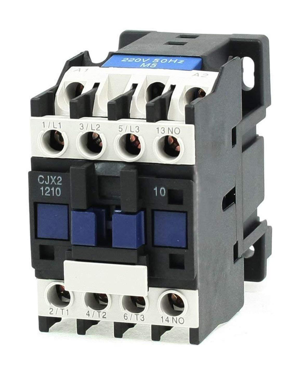 CJX2-1210 Motor Control 3 Poles One NO AC Contactor