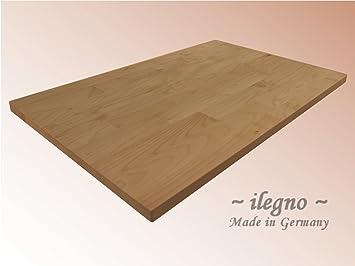 Amazon De Ilegno Tischplatte Massivholzplatte Ahorn Massiv 150
