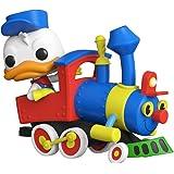 Funko Pop! Disney: Casey Jr. Circus Train Ride - Donald Duck with Engine Vinyl Figure (50947)