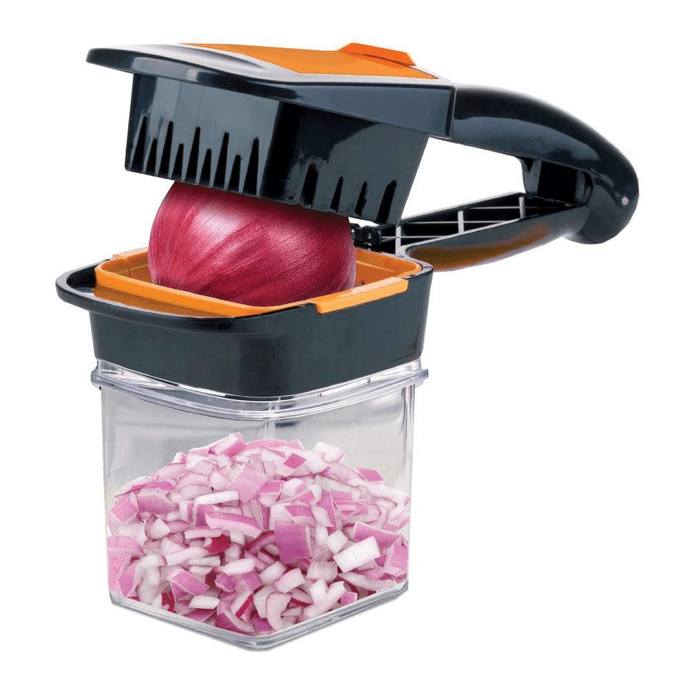 NutriChopper with Fresh-keeping container - Multi-purpose Food Chopper As Seen On TV by Nutri-Chopper