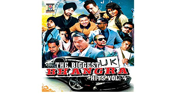 The Biggest UK Bhangra Hits, Vol  4 by Various artists on Amazon