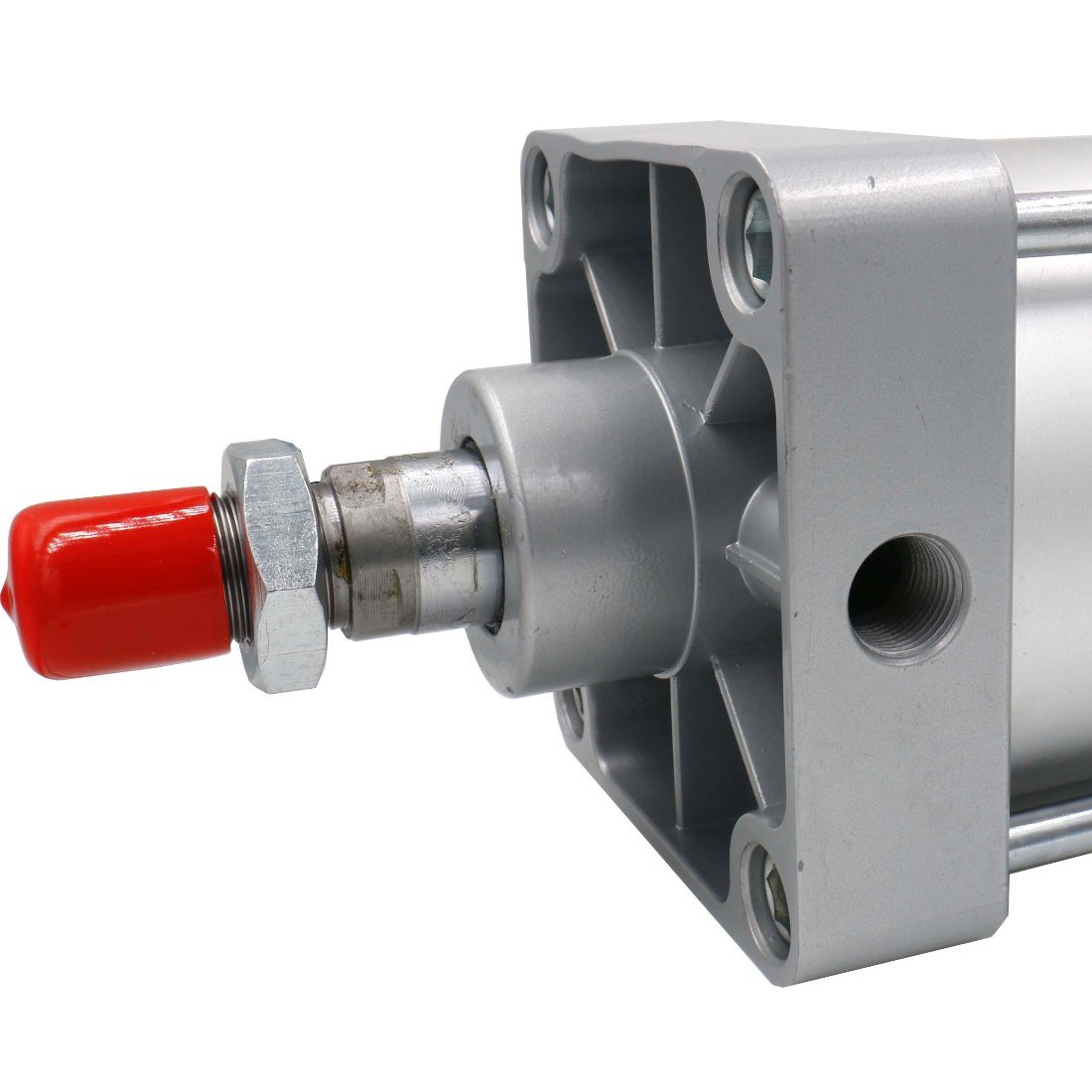 Baomain Pneumatic Air Cylinder SC 125-300 PT 1/2; Bore: 5'', Stroke: 12''; Screwed Piston Rod Dual Action by Baomain (Image #3)