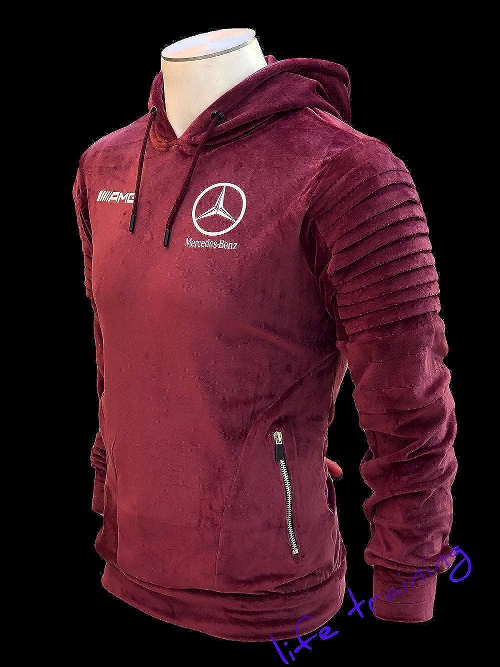 Zayne Paris - Chándal de Terciopelo para Mercedes AMG TE17-006 ...