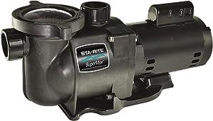 Pentair Sta-Rite N1-2-1/2AE HP SuperMax Energy Efficient Single Speed High Performance Inground Pool Pump, 2-1/2 HP, 208-230-Volt