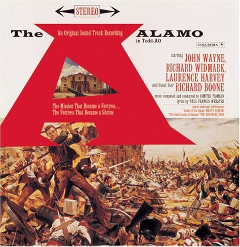 The Alamo (1960) by Sony