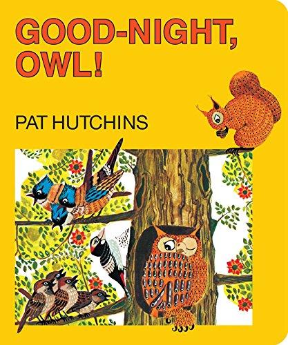 Good-Night, Owl! (Classic Board Books)