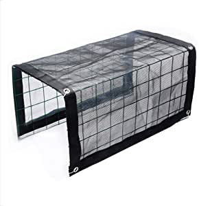 Crewell - Mini Invernadero Multifuncional portátil para Exteriores, toldo para Plantas, toldo de Verano a Prueba de Lluvia, casa de Cultivo compacta para Plantas: Amazon.es: Hogar