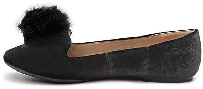 Enzo Angiolini Chaussures Bateau pour Femme/US Frauen - - Noir, 41 EU/9.5 US Frauen