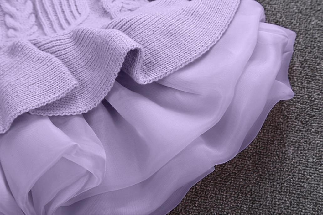 Vestito Abiti Bambina Inverno  a51f26d8126