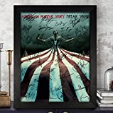 American Horror Story Signed Autographed Photo 8X10 Reprint Rp Pp - Evan Peters, Sarah Paulson, Emma Roberts, Taissa Farmiga & Others
