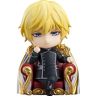 Good Smile Legend of The Galactic Heroes: Die Neue These: Reinhard Von Lohengramm Nendoroid Action Figure: Toys & Games