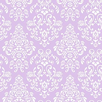 York Wallcoverings Kd1756 Inspired By Color Pink And Purple Wallpaper Light Violet Mauve Violet Amazon Com