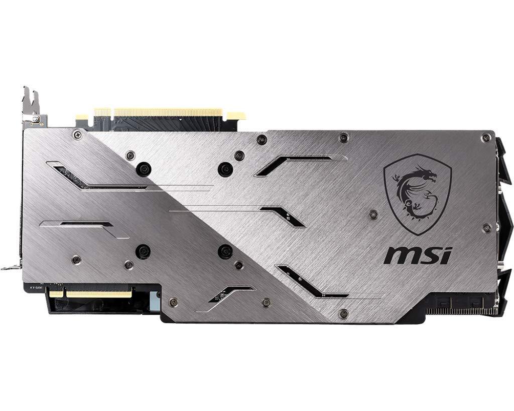 MSI Gaming GeForce RTX 2080 8GB GDRR6 256-bit VR Ready Graphics Card (RTX 2080 GAMING X TRIO) by MSI (Image #4)