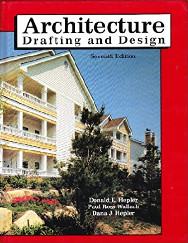 Architectural Drafting And Design Book Pdf