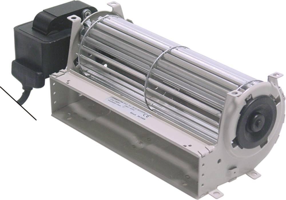 TGO 60/1-180/20 - Ventilador transversal para Polaris TSR03, TSR04, TSR03-BASE, TSR02, KTAR04, Mareno TARS27-2124130027, Mondial EBA01W540
