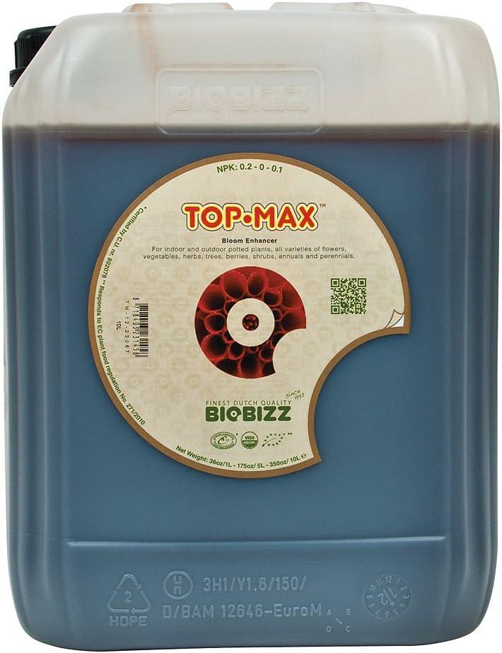 BioBizz TOPMAX10L TopMax, 10-Litre