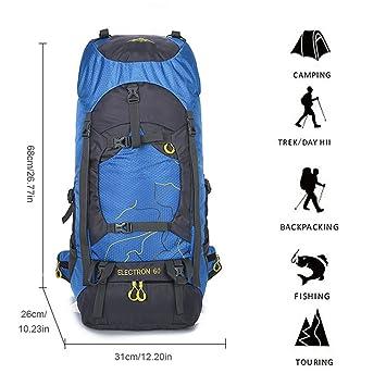 458f38bf32a5 Amazon.com   LWYJ Hiking Backpack Camping Rucksack Trekking Daypack ...