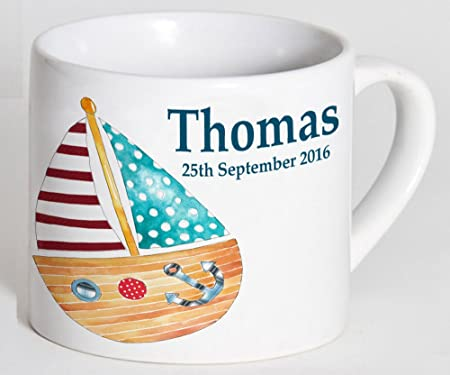 Niños Taza, Niños Taza, barco, vasos para niños, niñas taza ...