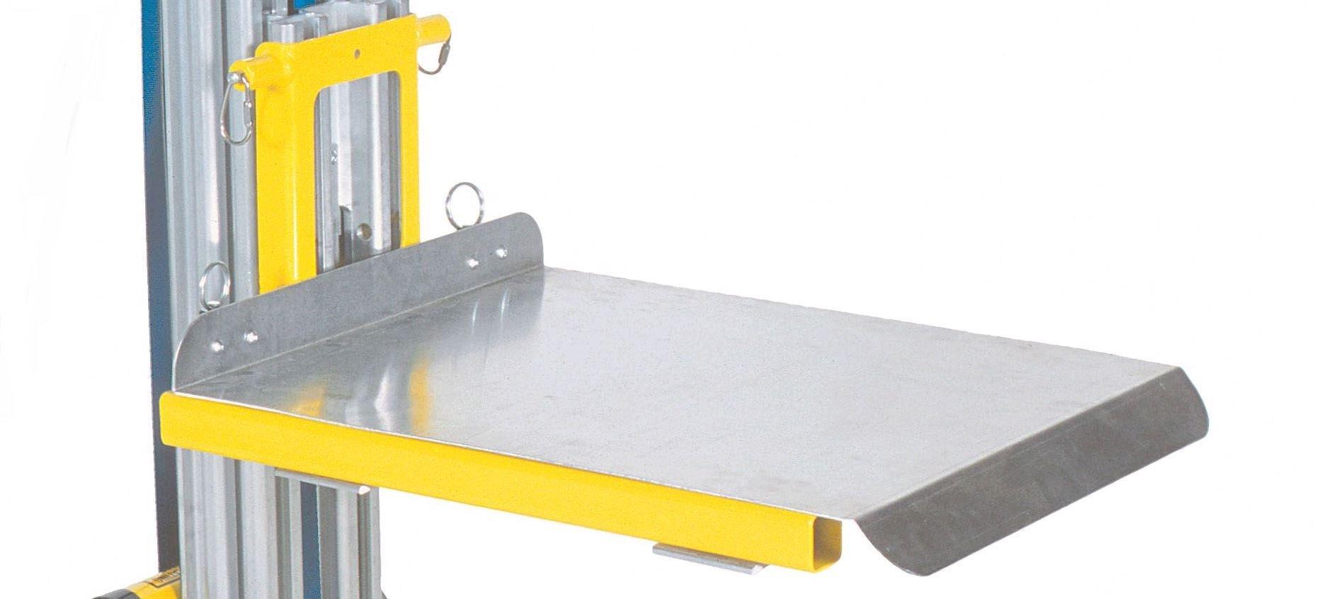 Sumner 784240 Aluminum Tray for Series 2200 Lil' Hoister