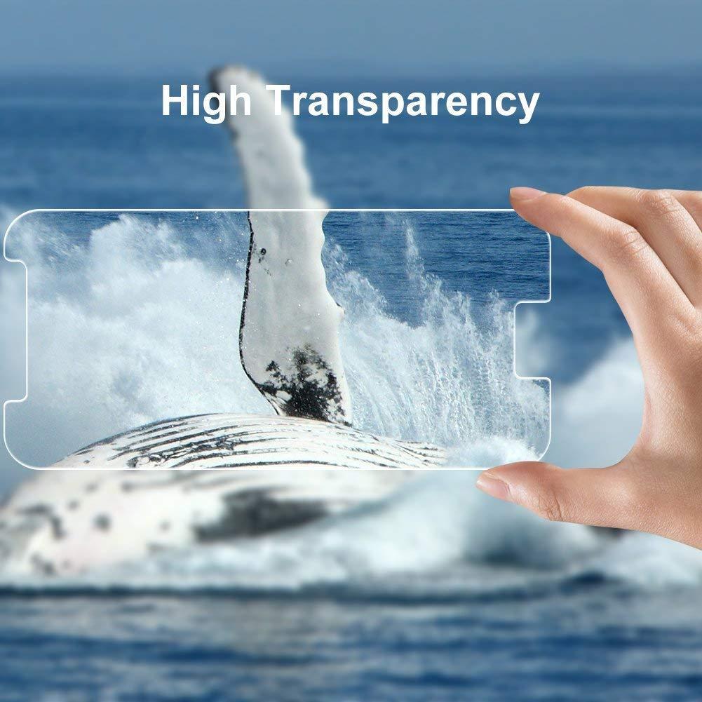 POOPHUNS [2 Stück] Samsung Galaxy A5 2017 Schutzfolie Panzerglas, 9H Härte Displayschutzfolie für Samsung A5 2017, HD Ultra Klar, Anti-Kratzen, Anti-Öl