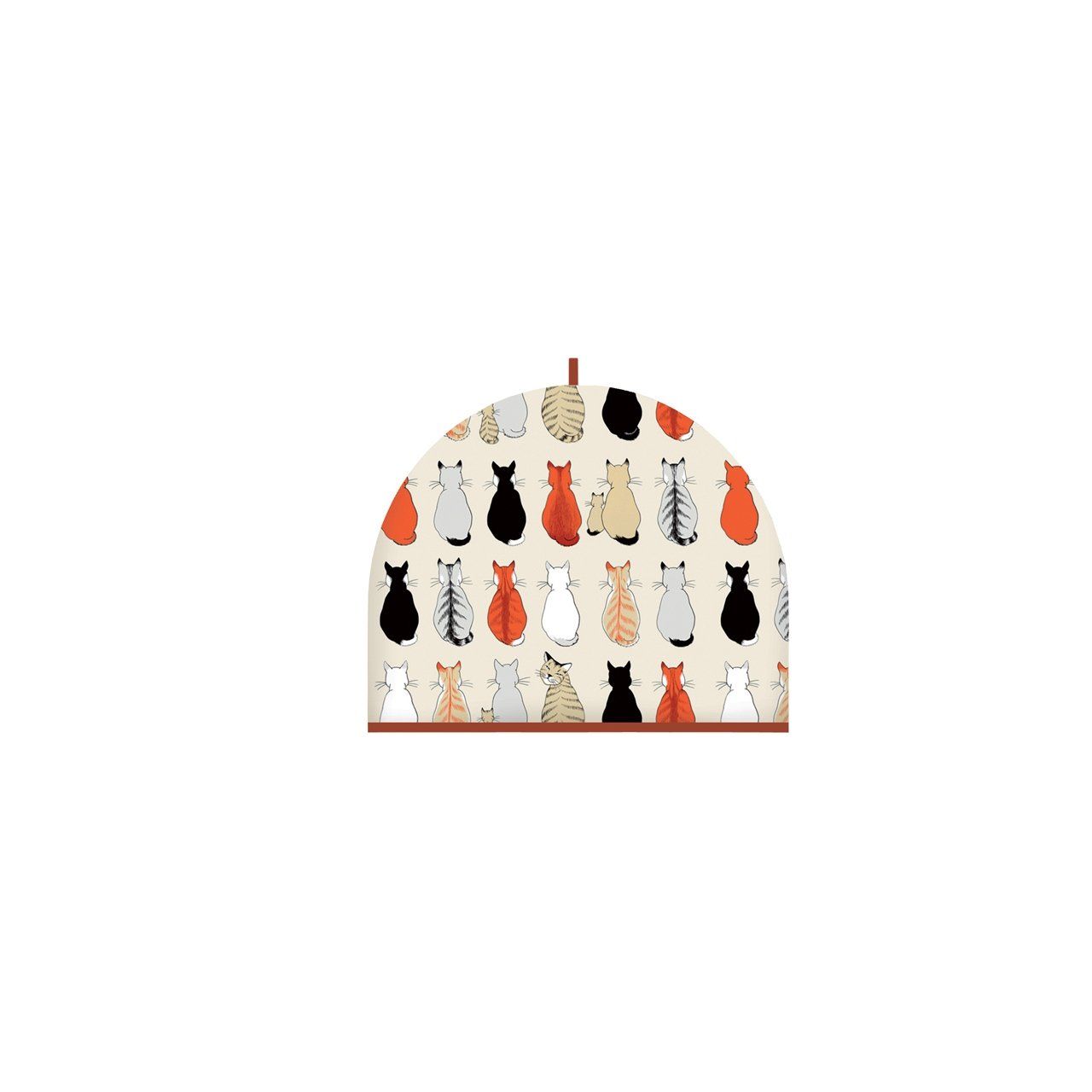 Ulster Weavers Cats in Waiting Decorative Tea Cosy by Ulster Weavers
