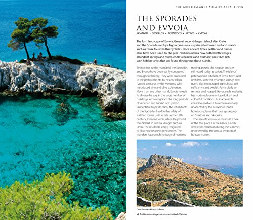 DK Eyewitness Travel The Greek Islands (Eyewitness Travel Guide) - 61xKonwT3cL