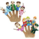 Twisha EVA FINGER PUPPET MEN