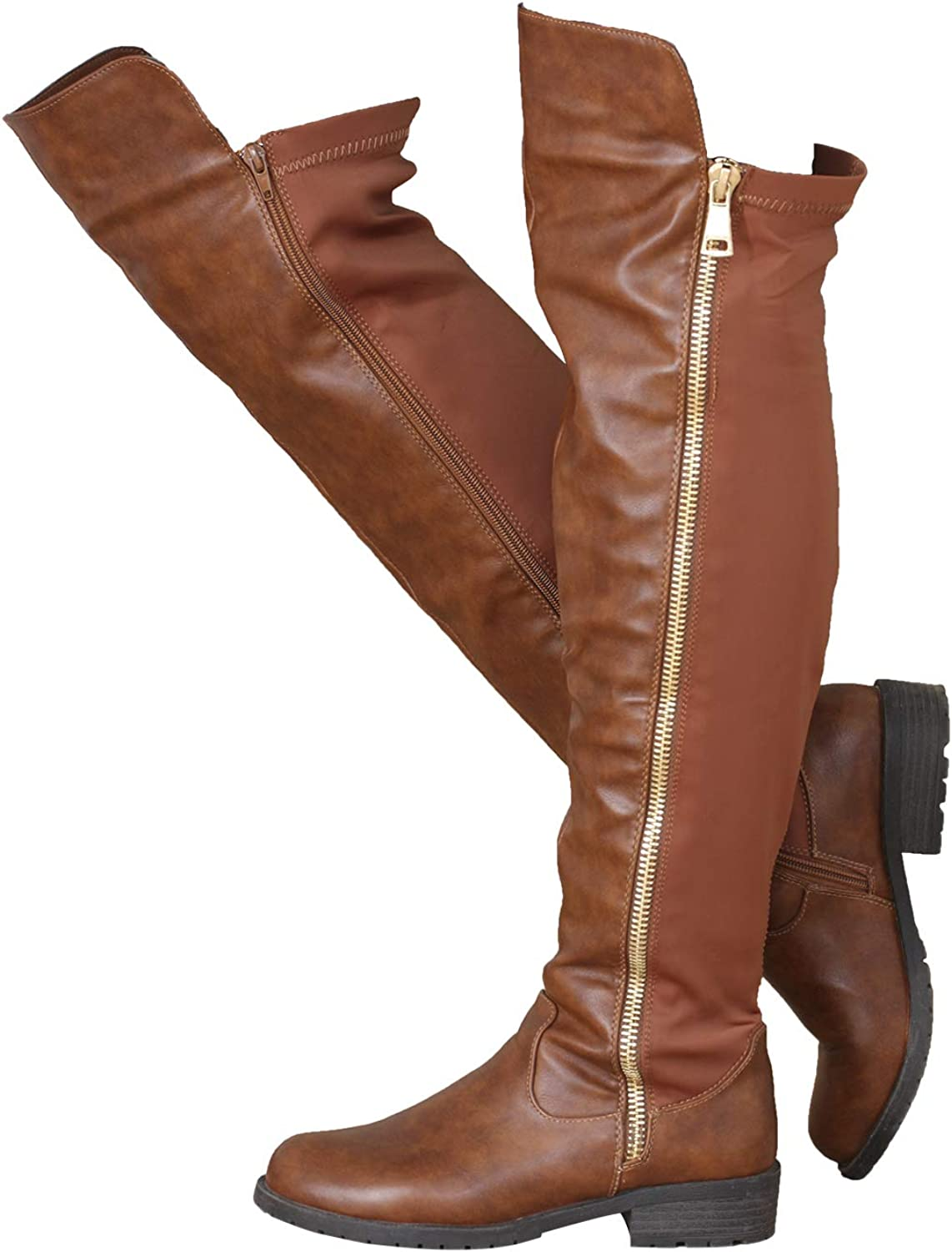 Riding Boots Over The Knee