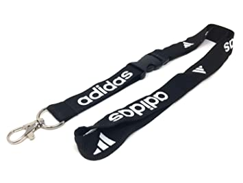 adidas Lanyard Llavero Holder: Amazon.es: Coche y moto