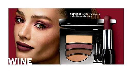 Amazon.com : Esika Pro Sombras HD Four Shadows Palette ...