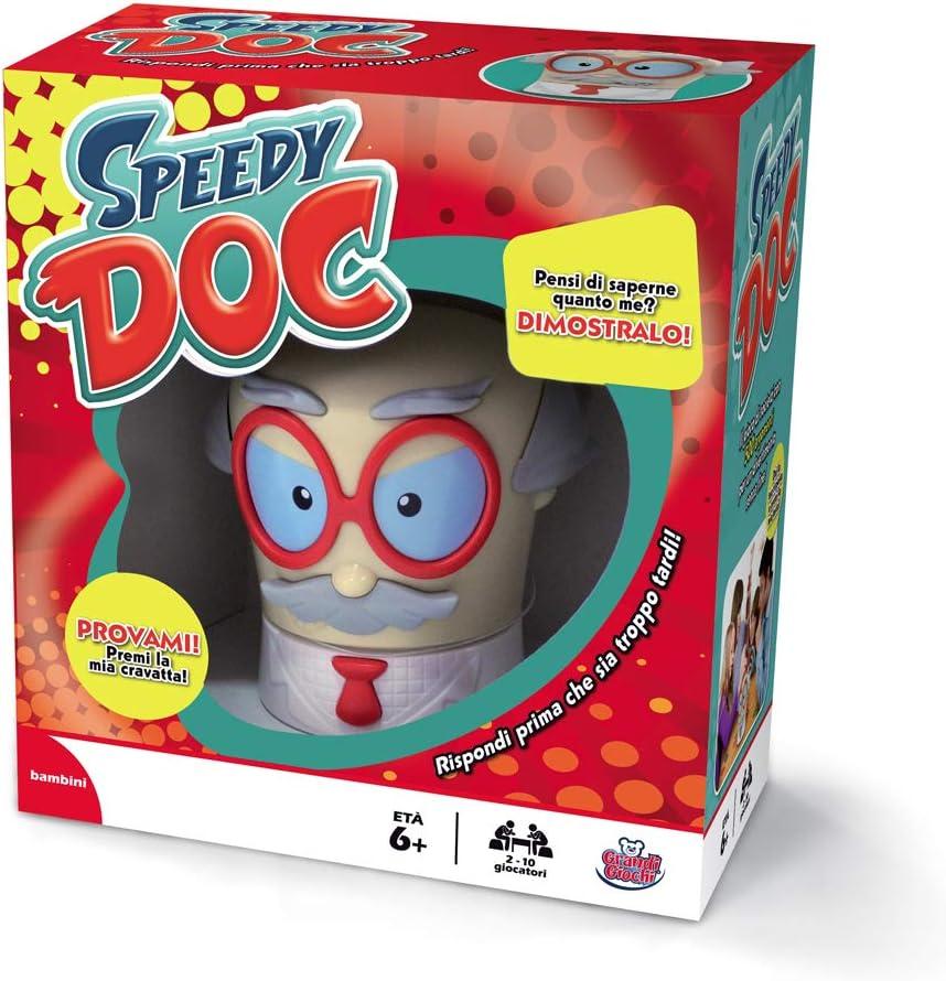 Grandi Giochi gg00182 – Juegos Speedy Doc , color/modelo surtido: Amazon.es: Juguetes y juegos