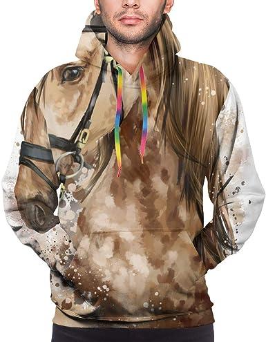 Sweat tête de cheval
