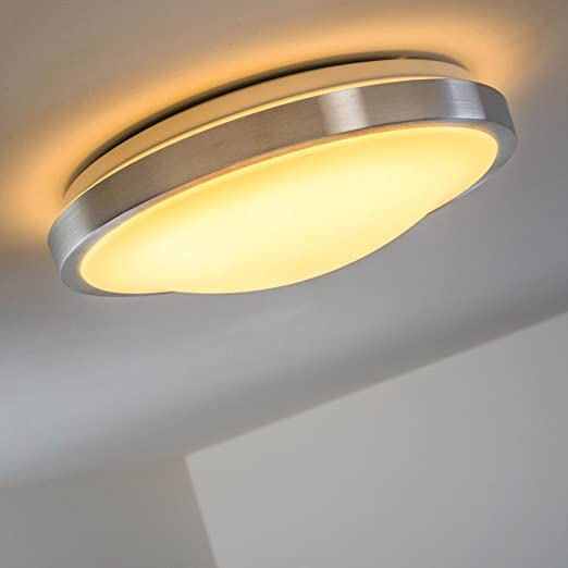 Led round bathroom ceiling light moisture proof elegant energy led round bathroom ceiling light moisture proof elegant energy efficient bathroom lighting 18 watt aloadofball Image collections