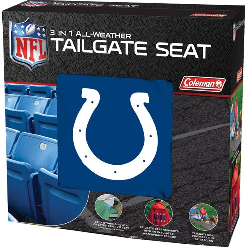 Coleman 29512 Colts Tailgate Seat