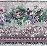 Dundee Deco BD6320 Prepasted Wallpaper Border