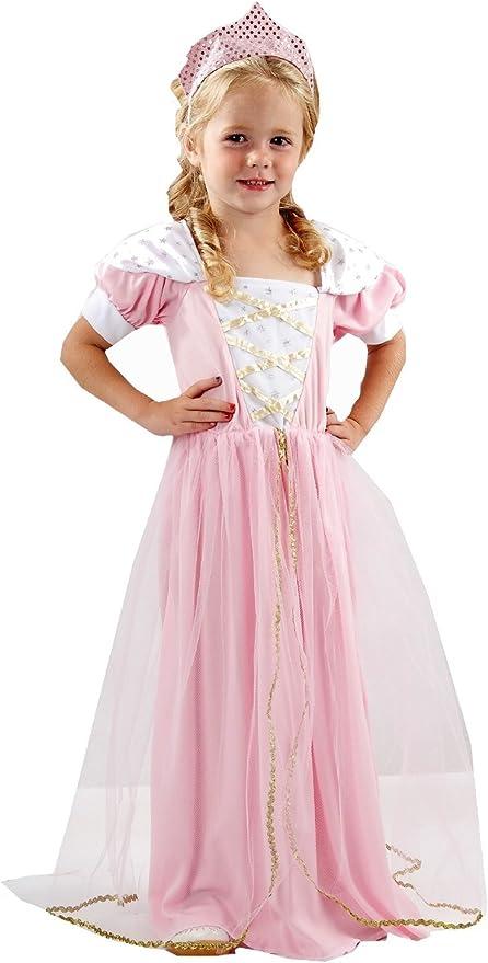 Costume Deguisement Robe De Princesse Pour Fille Rose 3 Ans Amazon Fr Informatique