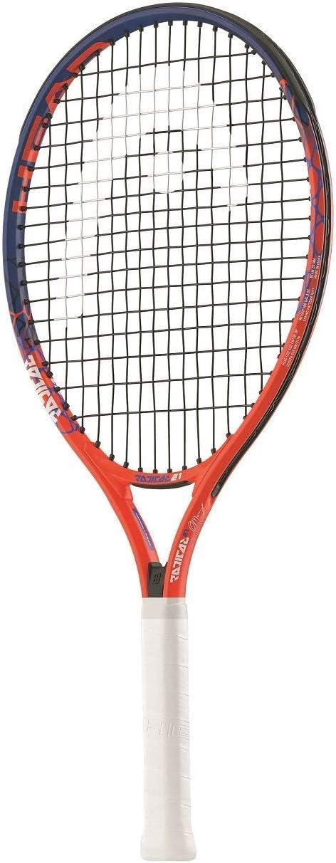 Head Radical Tennis Racquet Junior 9-11yr Racket Size 26 Pre-Strung w//Cover