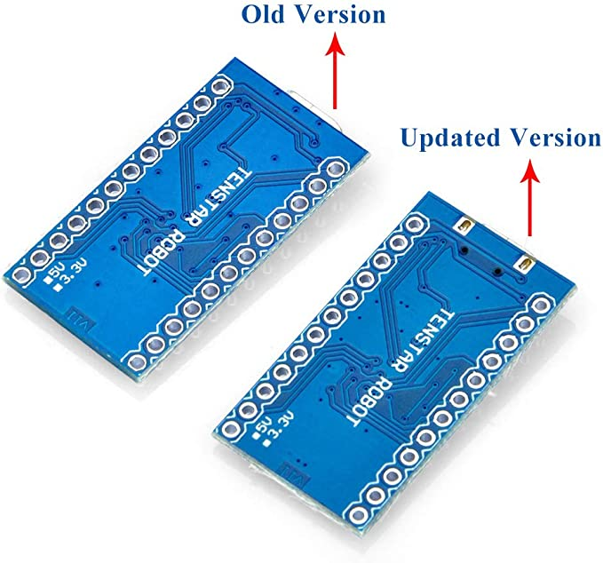 5PCS Original Leonardo R3 ATmega32U4 Micro USB fit For Arduino Development