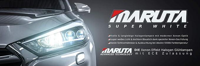 Maruta Mt 439 Xenon Gas Halogen Glühlampe Weis H4 Auto