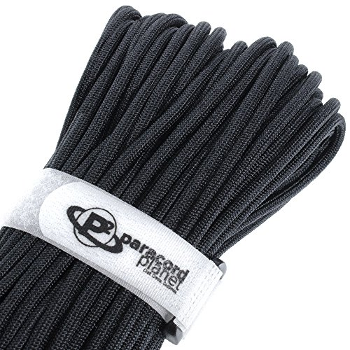 Military Survival Parachute Cord MIL-SPEC Paracord 103 Continuous Feet 750+ Tensile Strength - Authentic MIL-C-5040-H, Type IV 3/16